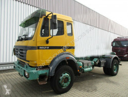 Kamión podvozok Mercedes SK 1824 AK 4x4 1824 AK 4x4 Chassis Sitzhzg.