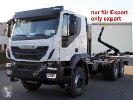 Camion polybenne nc Trakker AD260T45 6x4 Standheizung/Autom./Klima