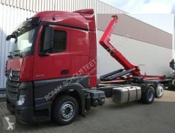 Camion Mercedes Actros 2545 L 6x2 2545L 6x2 mit Retarder, Hyva 20.60 S 2x VORHANDEN! polybenne neuf