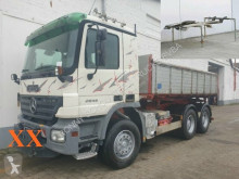 Mercedes three-way side tipper truck Actros 2646 L /6x4 2646 L/6x4 Wechselsystem