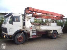 Camion pompe à béton occasion Mercedes 1619 - 4x2 Schwingsitz