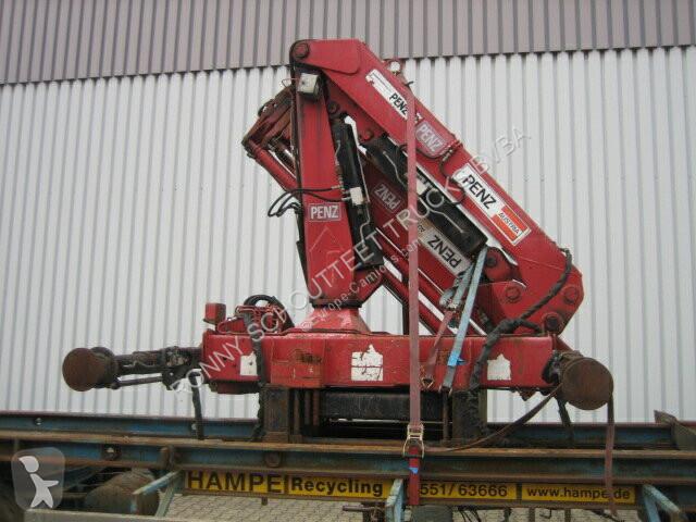 Voir les photos Camion nc Kran 13504 P PENZ 13504 P Kran