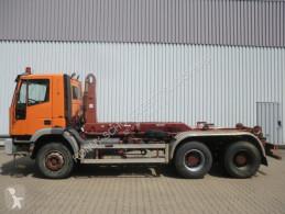 Camion polybenne nc 260EH 34 6x4 Klima/eFH.