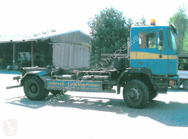 Voir les photos Camion MAN 17.232 M08    4x2  Umweltplakette Rot