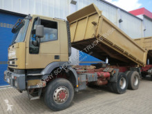 Three-way side tipper truck Euro Tr. 260 EH 38 6x6 Sitzhzg./Tempomat/eFH.