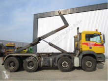 MAN hook lift truck TGA 35.460 BB 8x4 Autom./Klima/Sitzhzg./Tempomat