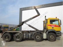 Camion MAN TGA 35.460 BB 8x4 Autom./Klima/Sitzhzg./Tempomat polybenne occasion