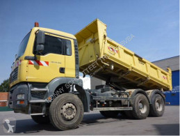 MAN TGA 33.350BB 6x4 33.350BB 6x4 Kipper mit Bordmatik truck used three-way side tipper