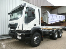 Three-way side tipper truck Trakker AD260T41 6x4 Trakker AD260T41 6x4 Klima