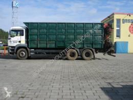 Camión maderero MAN TGA 26.413 BB 6x4 26.413 BB 6x4 mit Heckkran Jonsered 1020
