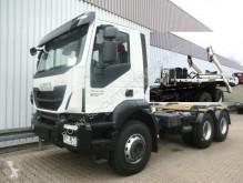 Lastbil multi-tippvagn Trakker AD260T41 6x4 Trakker AD260T41 6x4 Klima