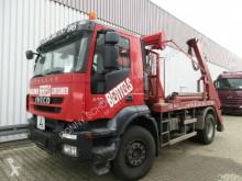 Skip truck Trakker AD190T41 4x2 Trakker AD190T41 4x2 Hyvalift Tele-Absetzer, EEV