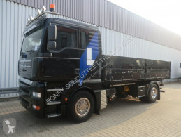 MAN TGA 18.430BL 4x2 Standheizung/Autom./Klima/eFH. truck used three-way side tipper