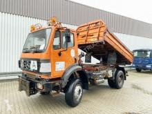 Camión volquete trilateral Mercedes SK 1824AK 4x4 1824AK 4x4 Kipper Dautel Wechselsytem