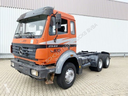 Camion telaio Mercedes SK 25/2644 K 6x4 25/2644 K 6x4, Retarder, Chassis Truck