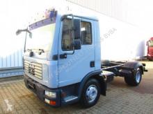 MAN TGL 8.180 4x2 BB 8.180 4x2 BB Nebenantrieb für Kipper truck used chassis