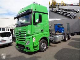 Camión chasis MAN TGM 18.280 BB 4x2 18.280 BB 4x2, NUR FÜR EXPORT!