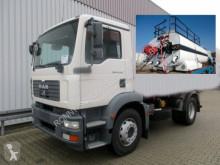 Camion cisterna MAN TGM 18.280 BB 4x2 Klima/NSW/Umweltplakette gelb