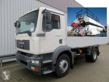 MAN tanker truck TGM 18.280 BB 4x2 Klima/NSW/Umweltplakette gelb