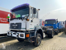 MAN 19.343 T04 4x4 Sitzhzg./eFH./Radio truck used chassis