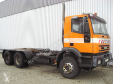 Chassis truck 260EH 34 6x4 eFH./Umweltplakette Rot