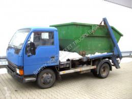 Mitsubishi Canter 4x2 eFH. truck used skip