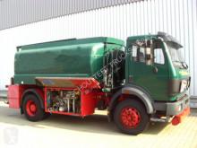 Camion citerne Mercedes SK 1824 4x2 1824 4x2 Alutank 2 Kammern