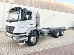 Camión Mercedes Axor 2633 K/39 6x4 RHD 2633 K/39 6x4 RHD chasis nuevo