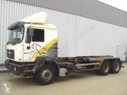 Kamion podvozek MAN 26.364 T39 6x4 Standheizung/Klima/Sitzhzg./eF