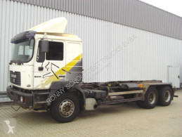 Camião chassis MAN 26.364 T39 6x4 Standheizung/Klima/Sitzhzg./eF