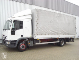 Camion plateau occasion Iveco Eurocargo 120E24 4x2 Standheizung/NSW/Radio