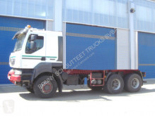 Camion Renault Kerax 450.26 6x6 Standheizung/Klima/Tempomat/NS châssis occasion