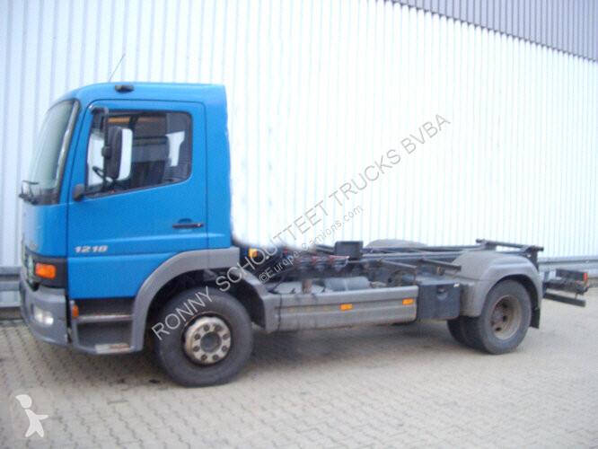 Voir les photos Camion Mercedes Atego 1218   4x2  Klima/Sitzhzg./eFH./Radio