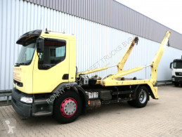 Грузовик бункеровоз Renault Premium 250 4x2 Umweltplakette gelb/Radio