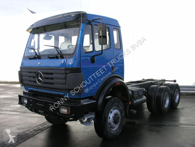 View images Mercedes SK 2631 AK 6x6 Klima/eFH. truck