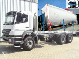 Mercedes tanker truck Axor 2633 K/39 6x4 RHD 2633 K/39 6x4 RHD