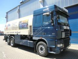 Camión DAF XF 95-480 6x2 Standheizung/Autom./Klima/Temp cisterna usado