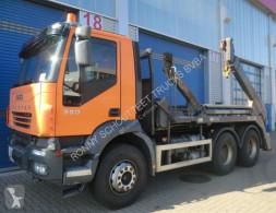Kamion stroj s více korbami Trakker AD260T38 /6x4 Trakker AD260T38 /6x4 eFH.