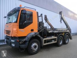Camião Trakker AD260T45 /6x4 Trakker AD260T45 /6x4 eFH. multi-basculante usado