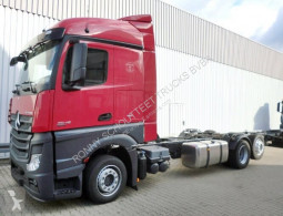 Camion Mercedes Actros 2545 L 6x2 2545L 6x2 Fahrgestell mit Retarder,Voll-Luft gefedert châssis neuf