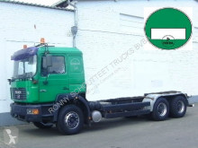 Vrachtwagen MAN F 2000 26.403 / 6x4 2000 26.403/6x4, blatt geedert tweedehands chassis