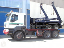 Camion multibenne Renault Kerax 450.26 6x6 Standheizung/Klima/Tempomat/NS