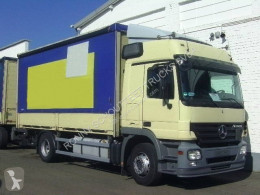Mercedes Actros 1846L 4x2, MBB LBW 2,5 to. Klima/eFH. truck used box