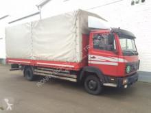 Camion plateau Mercedes LK 817 L 4x2 eFH./Umweltplakette Rot