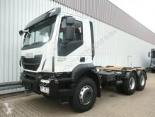 Ciężarówka podwozie Trakker AD260T41 / 6x4 Trakker AD260T41 / 6X4