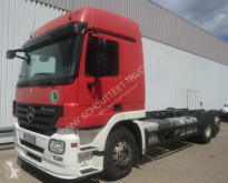 Mercedes chassis truck Actros 2544 L 6x2 2544L 6x2 mit Retarder