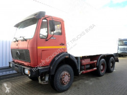 Mercedes chassis truck 2626 S AK 6x6