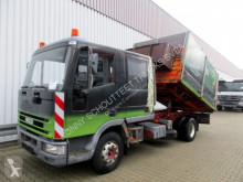 Camion Iveco Eurocargo ML80E15 4x2 Standheizung/Radio tri-benne occasion