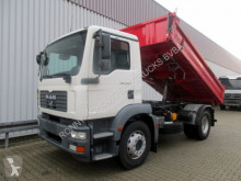 MAN three-way side tipper truck TGM 18.280 BB 4x2 18.280 BB 4x2 nur EXPORT Euro3