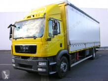 Camion MAN TGM 18.280 BL 4x2 Autom./Klima/Tempomat/eFH. plateau occasion